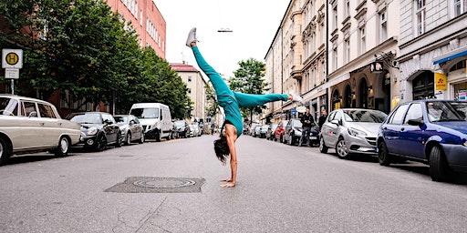 Tuesday night 18h Advanced Yoga with Kari