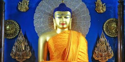 Méditation | Gestion des Émotions | ROUEN | Conférence Moine Bouddhiste du Canada