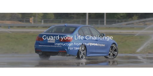 GYLC BMW Teen Driving Experience (Saturday Morning: September 21 2019 8:00 AM)