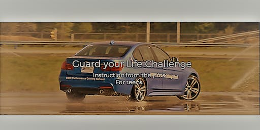 GYLC BMW Teen Driving Experience (Saturday Afternoon: September 21 2019 1:00PM)