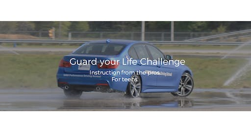 GYLC BMW Teen Driving Experience (Saturday Morning: December 21,2019 8:00 AM)