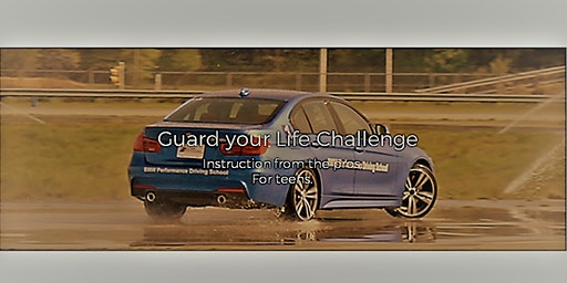 GYLC BMW Teen Driving Experience (Saturday Afternoon: December 21,2019 1:00PM)
