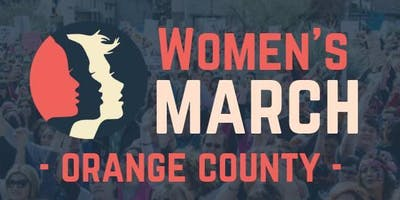 Orange County Women's March 2019