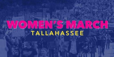 Tallahassee Women's March 2019
