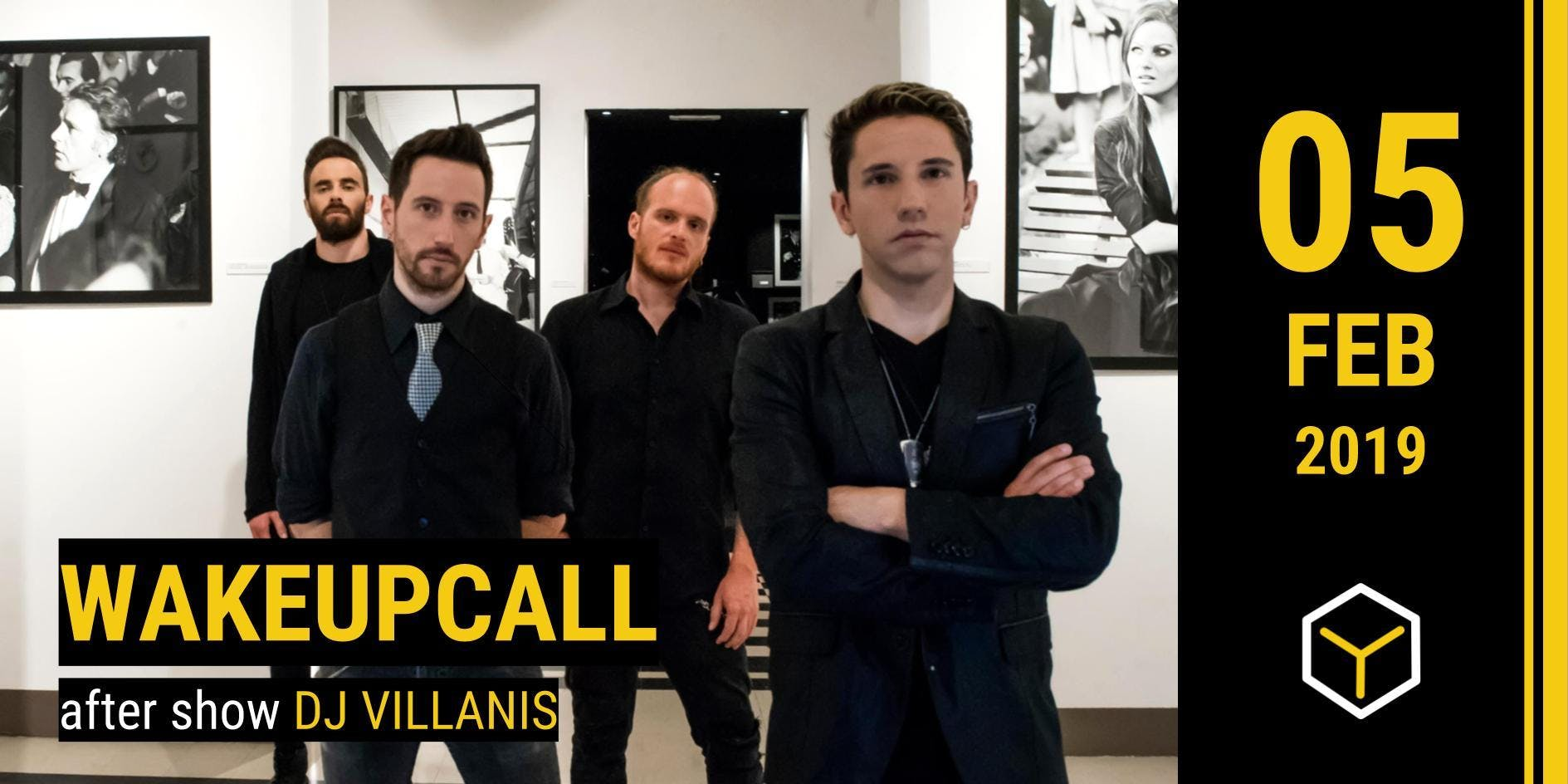 WakeUpCall - The Yellow Bar