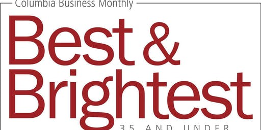 2019 Columbia Business Monthly's Best & Brightest 35 and Under