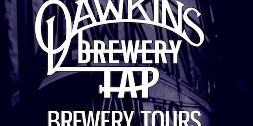 Dawkins Brewery Tour