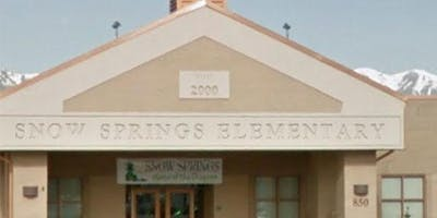 Snow Springs Elementary Preschool Registration