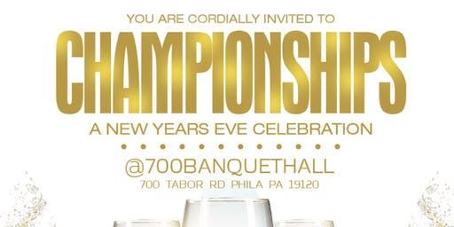 Championship NY Party