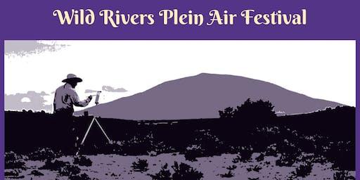 Wild Rivers Plein Air Festival- 4th Annual