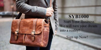 Start Your Business SYB 1000