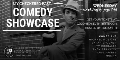 My Checkered Past Comedy Showcase