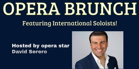 OPERA BRUNCH tickets