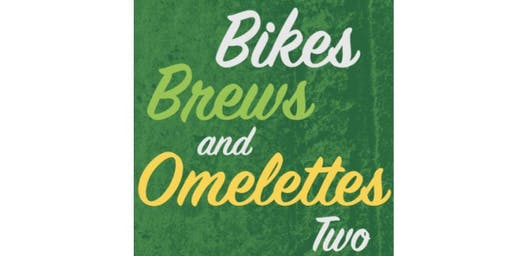 Bikes Brews & Omelettes Two (Bayou Teche Brewing Bike Bash & Giant Omelette Celebration Ride)