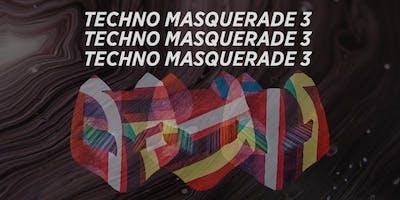 House of Bass: Techno Masquerade 3