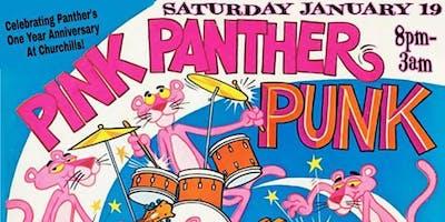 Pink Panther Punk