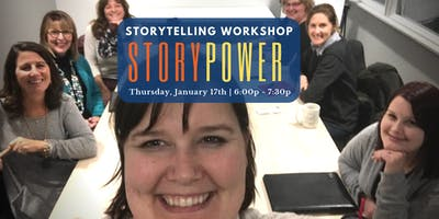 Story Power: A Storytelling Workshop for brands and business professionals