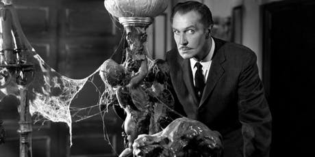 Vincent Price Double Feature: House on Haunted Hill (1959) Directed by William Castle / The Tingler Directed by William Castle (1959) tickets