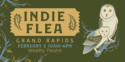 February Indie Flea GR