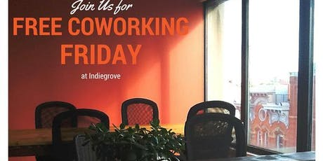 Free Coworking Friday! tickets