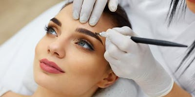 Machine Microblading, Nano Brows, Ombre Powder Brow Training