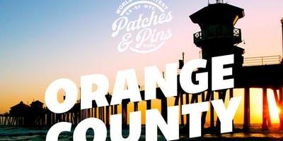 Patches and Pins Expo Orange County