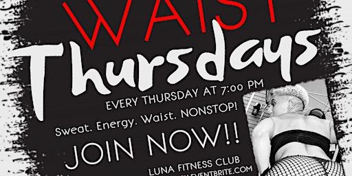 SOCATOLOGY: A Soca Fitness Workout Fete #THROWWAISTTHURSDAYS