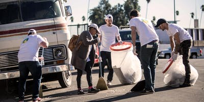 Hollywood Neighborhood Cleanup