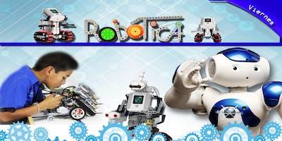 Robótica y Videojuegos/Viernes/Univ. Politécnica/Taller Techno Inventors