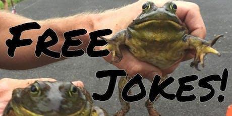 Free Jokes! tickets