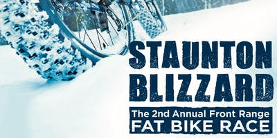 Staunton Blizzard: The 2nd Annual Front Range Fat Bike Race