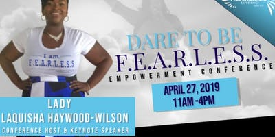 The Woman Behind The Mask- Dare to be Fearless Empowerment Brunch