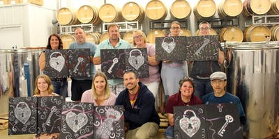 Paint at Buck Creek Winery- Jan 21