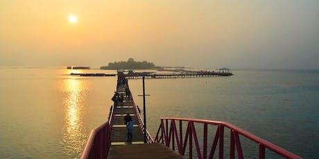 Open Trip Pulau Tidung Kepulauan Seribu Jakarta 2H1M  IDR 330K/pax tickets
