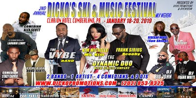 2nd Annual Dicko's Ski & Music Festival MLK Weekend 2019