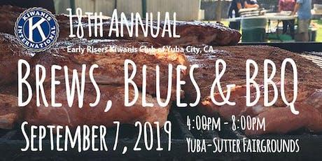 Brews, Blues & BBQ 2019 tickets