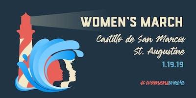 St. Augustine Women's Wave 2019