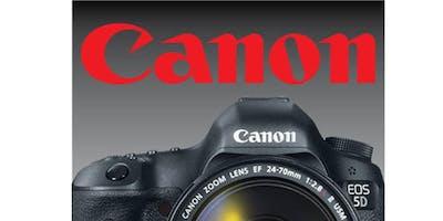 Canon DSLR Basics with Mike Monezis -SB