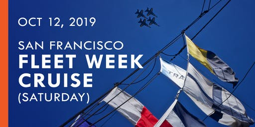 2019 S.F. Fleet Week Cruise on the SS Jeremiah O'Brien (SATURDAY)