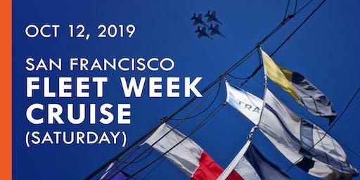 2019 S.F. Fleet Week Cruise on the SS Jeremiah O'Brien (SATURDAY)