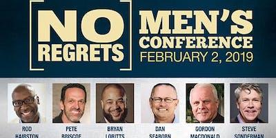 No Regrets Mens Conference
