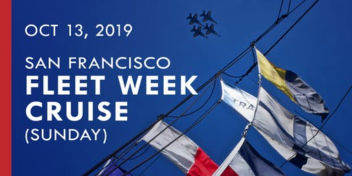 2019 S.F. Fleet Week Cruise on the SS Jeremiah O'Brien (SUNDAY)