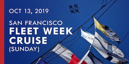 2019 S.F. Fleet Week Cruise on the SS Jeremiah O'Brien (SUNDAY)
