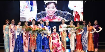 Miss Chinatown USA Pageant - 2019