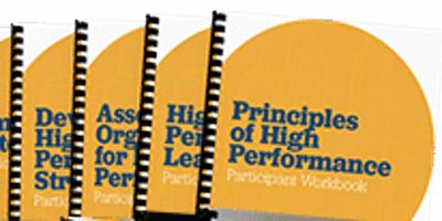 Principles for High Performing Organizations - Resolving Conflict