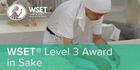 WSET Level 3 Award in Sake @ VSF Wine Education x Kanpai Sake Brewery tickets