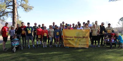 Flagstaff:Tillman Honor Run