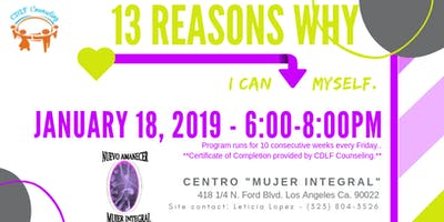 13 Reasons Why Youth Empowerment Workshops