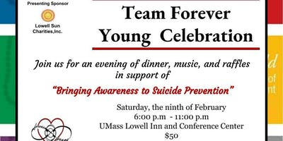 Team Forever Young Celebration