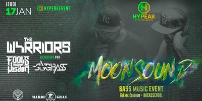 MOONSOUND with THE W4RRIORS